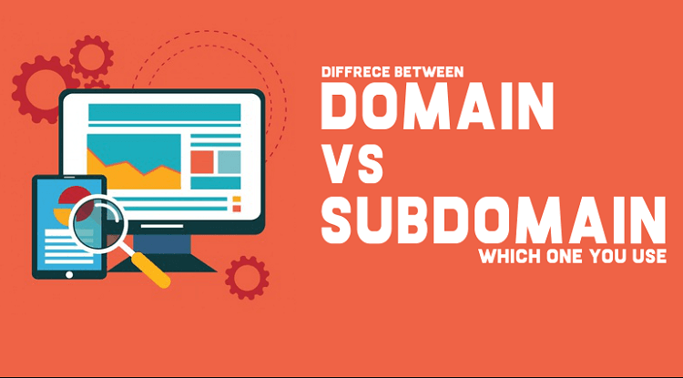 Difference between Domain and Subdomain