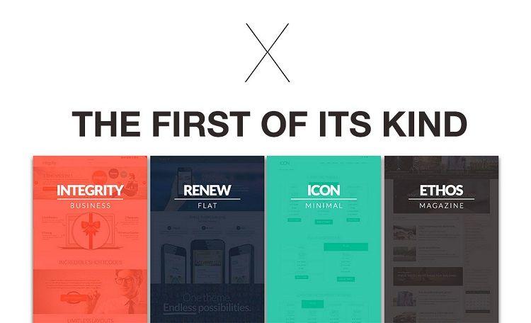 Best SEO WordPress Themes - X