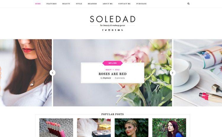Soledad - Best SEO WordPress Themes