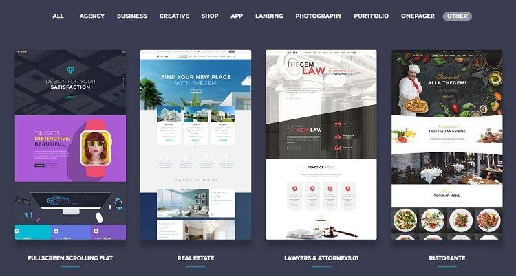 TheGem - Best SEO WordPress Themes