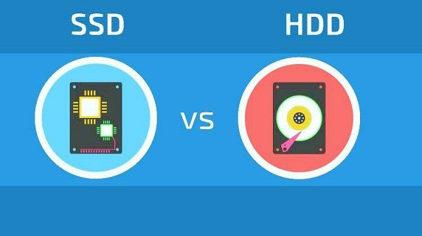 SSD Drives vs HDD Drives