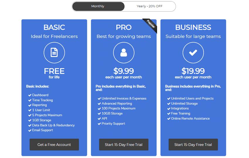 Free Basic Plan