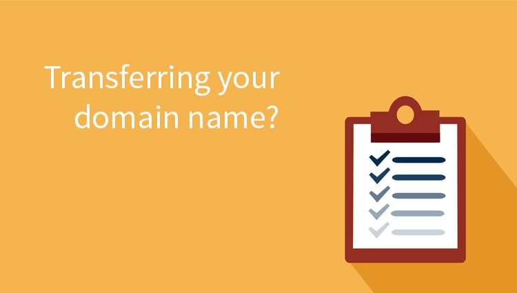 How to Transfer a Domain Name?