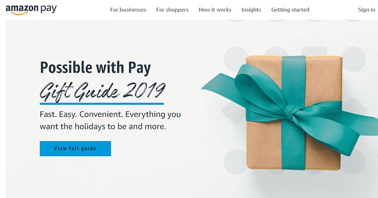 Amazon pay Payment Gateways