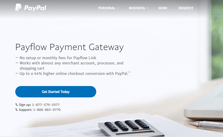 PayPal Payment Processor