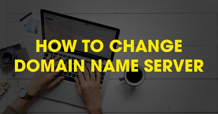 How to Change a Domain's Nameservers?