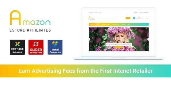 Amazon eStore Affiliate Plugin - Best Amazon WordPress Plugins for Affiliates