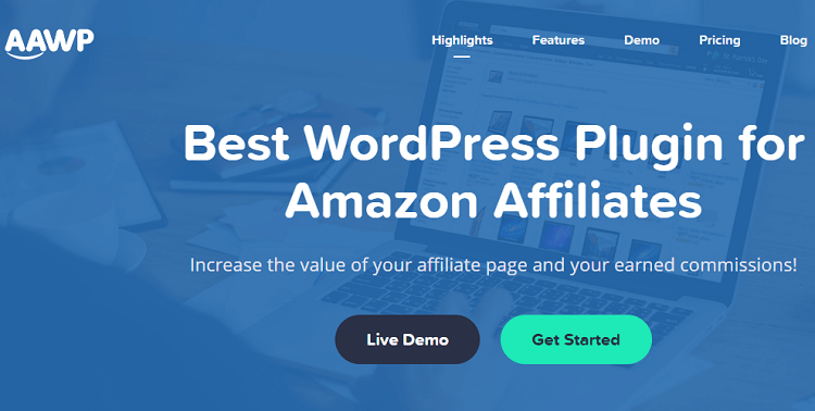 Amazon Affiliates WordPress Plugin (AAWP)