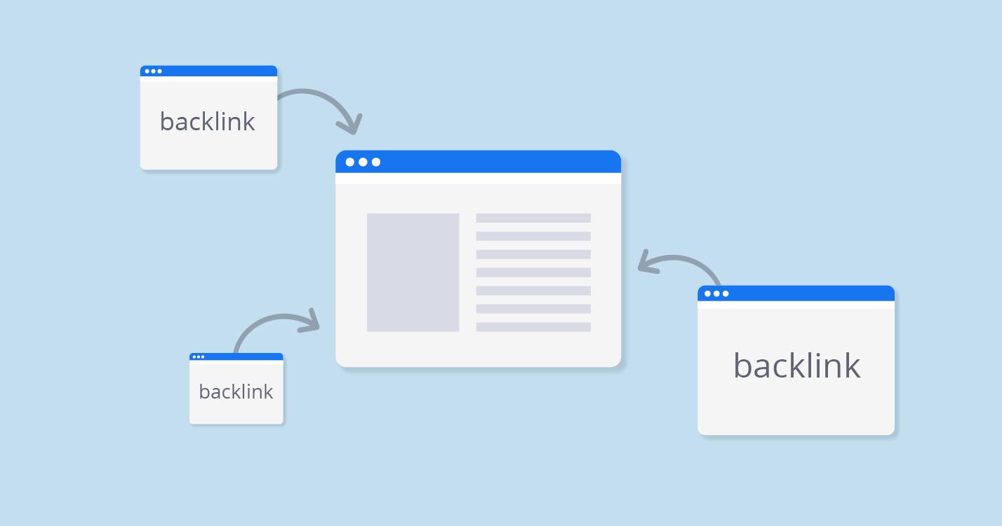 Backlinks for website
