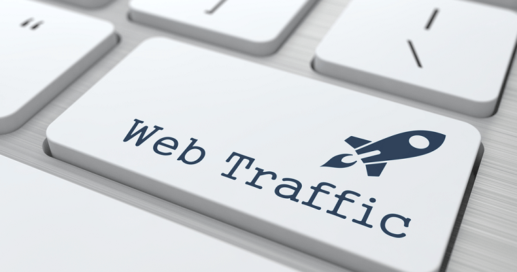 Traffic of your website