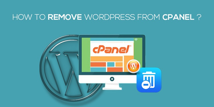 How to Delete the WordPress Site from cPanel?