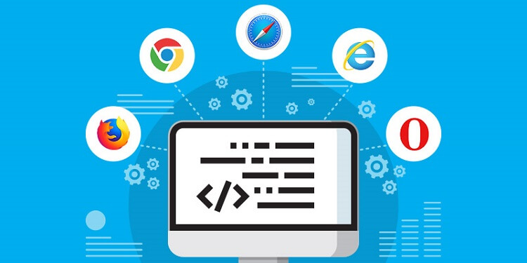 Cross browser website