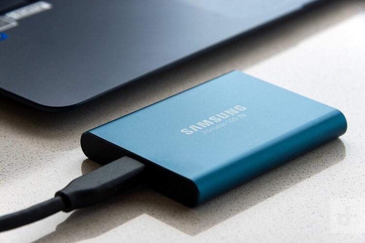 Advantages of SSD storage
