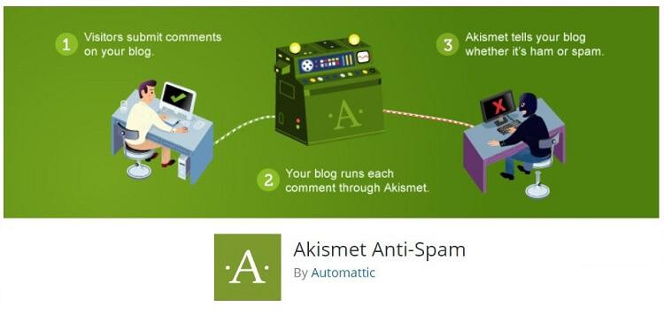Akismet - Best WordPress Plugins