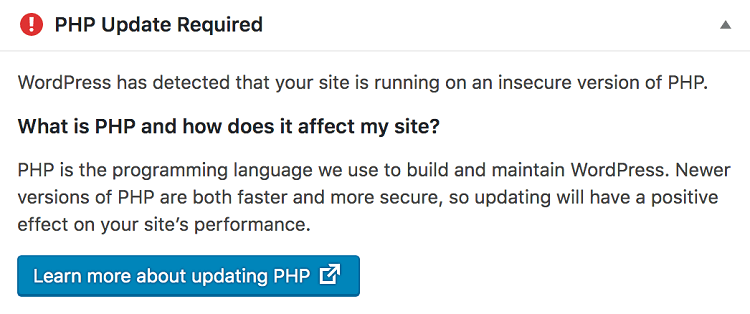 """Update website's PHP - Fix """"You are Not Allowed to Access this Page"""" Error"""