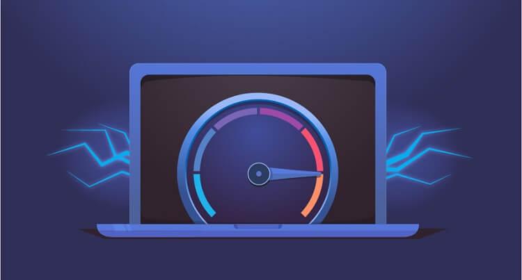 Web hosting speed
