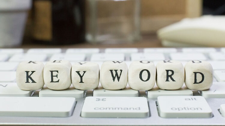 Keywords - Improve Homepage SEO